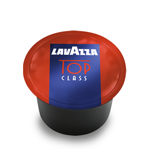 Lavazza Blue Capsules - Espresso Intenso TOP CLASS - Single Shot x 100